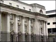 The case is being heard at the High Court in Belfast