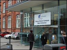 The Manchester College's Shena Simon campus