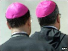 Catholic bishops. File photo
