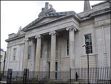Londonderry courthouse