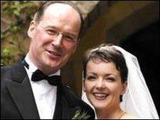 Mr and Mrs Swinney