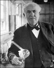 Thomas Edison, AP
