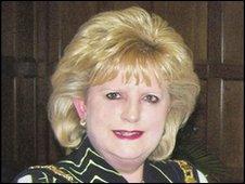 Councillor Sue Homer