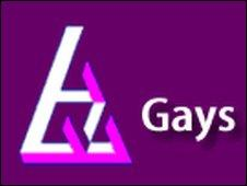 Gays and Lesbians of Zimbabwe logo (from organisation's website)