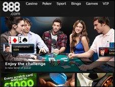888.com website