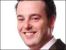 Mr Eastwood has been a councillor in Derry since 2005