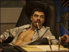 Dominic Cooper in The Devil's Double