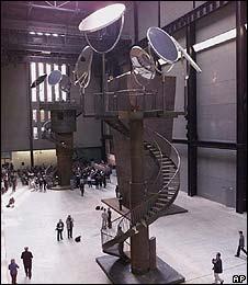 I Do, I Undo at Tate Modern in 2000