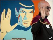 Vulcan Mayor Tom Grant