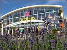 Dobbies centre