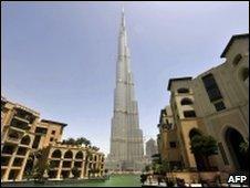 Burj Dubai Towier