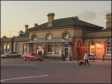 Loughborough Station