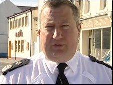 Deputy Chief Constable Stuart Hyde