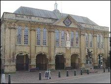 Shire Hall, Monmouth