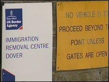 Immigration Removal Centre, Dover