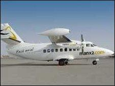 Manx2 aircraft