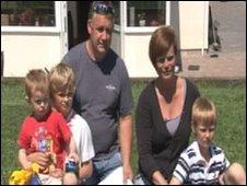 Bougourd family