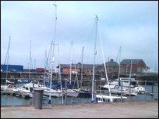 Whitehaven Marina