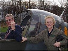 The Duke and Duchess of Hamilton