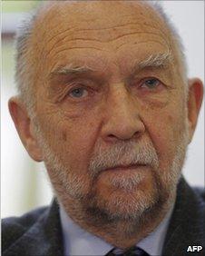 OBR chairman Sir Alan Budd