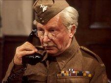 Clive Dunn as Corporal Jones