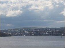 Derry view