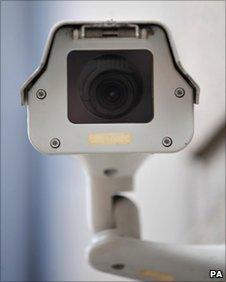 CCTV camera, PA
