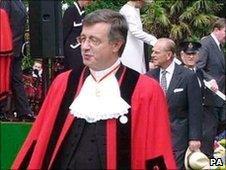 Sir Philip Bailhace