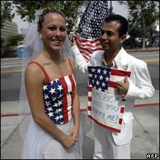 Hispanic demonstrators, 2006
