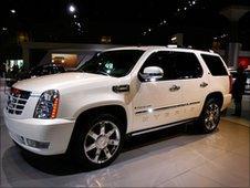 GM Cadillac Escalade 2007
