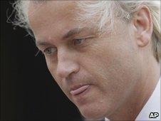Geert Wilders, 7 June 2010
