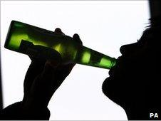 Residents said young people were gathering to drink in the park