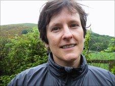 Helen Todd from Ramblers Scotland
