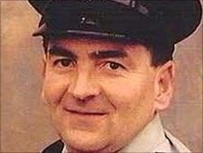 Joe McCloskey was killed fighting a hotel fire