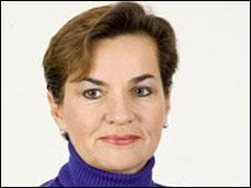 Christiana Figueres, the incoming head of the UN climate convention
