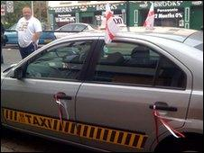 Taxi in Whitehaven