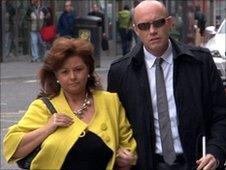 Roslyn and Simon Robertson