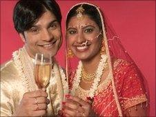 Generic picture of Indian couple