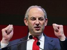 Dutch Labour Party leader Job Cohen