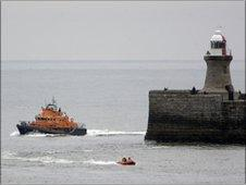 Search at Tynemouth