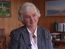 Lady Mary Holborow