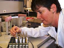 Eluned Roberts, senior biomedical scientist