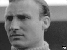 Bert Williams in 1951