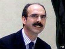 Stephen Deuchar in 2001