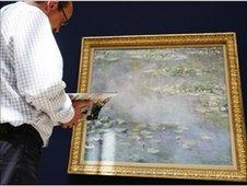 Monet's Nympheas