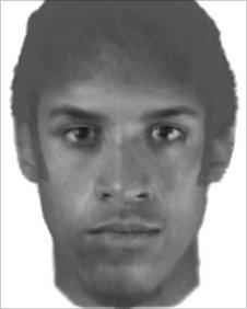 E-fit of a man wanted in connection with a sexual assault in St John's Wood.