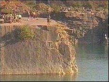Holcombe Quarry