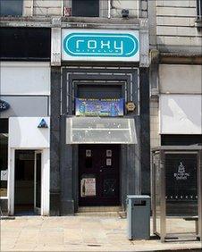 Roxy nightclub