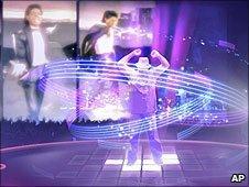 Ubisoft's Michael Jackson game