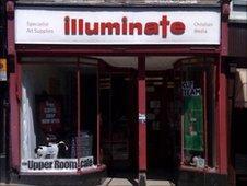 Illuminate Christian bookshop